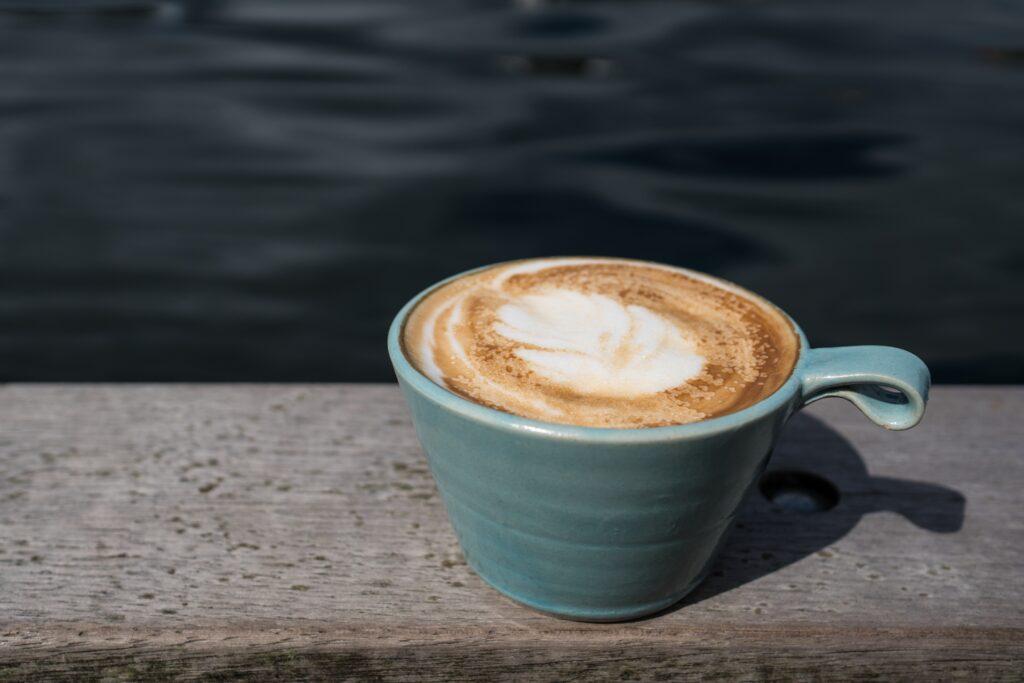 coffee Cappuccino in mug